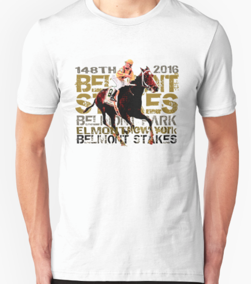 Custom horse racing t shirt 10 bloodline products for Custom racing t shirts