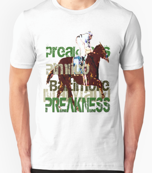 Custom horse racing t shirt 8 bloodline products for Custom racing t shirts